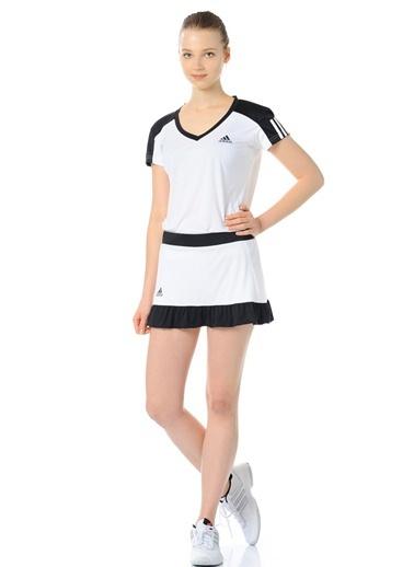 V Yaka Tişört-adidas